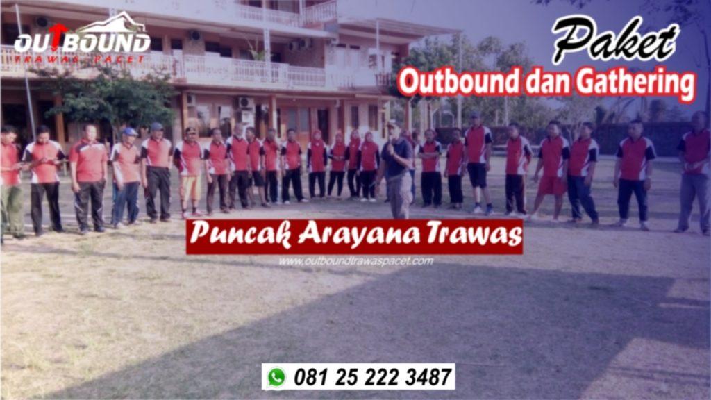 Outbound di Trawas